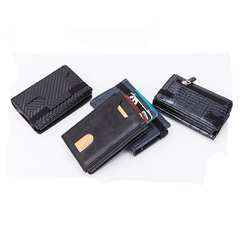 Protector PU Leather Wallet