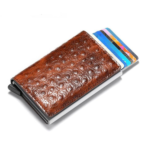 Casual Protector Smart Wallet Metal