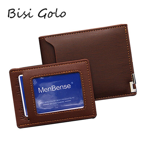 Fashion Men Leather Wallets