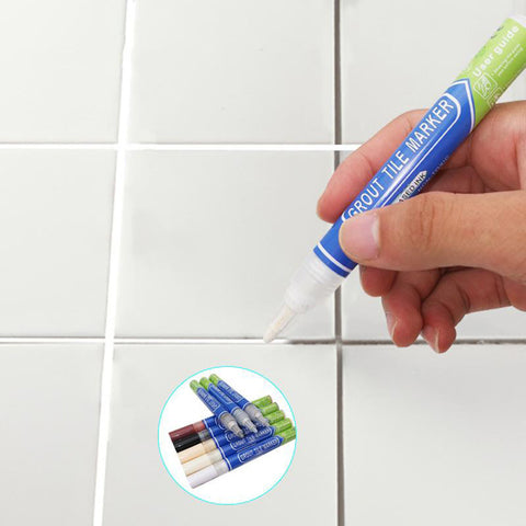 1pcs Waterproof grout marker repair pen
