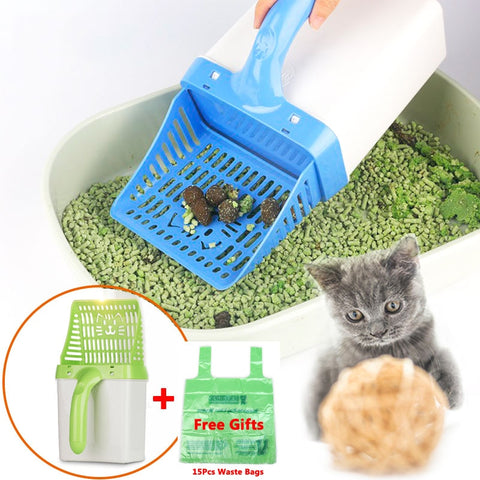 New Useful Cat Litter Shovel