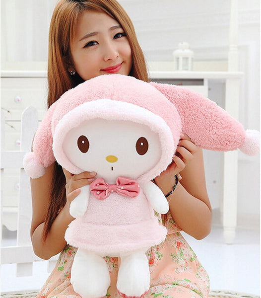 New Design Pink Hat My Melody Cute Rabbit Toys