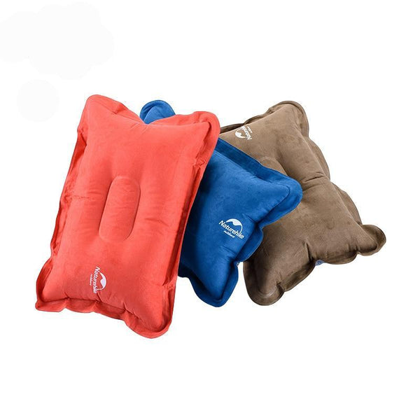 Outdoor Traveling Comfortable Automatic Air Inflatable Cushion Pillow