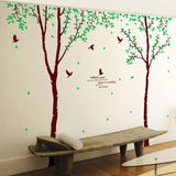 Kid's Room Decor The third generation wall stickers 2.7 meters tv ultralarge ay301 Wall Mural Art Decor Mural Decal PVC Creative