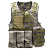 Military Tactical Molle Vest