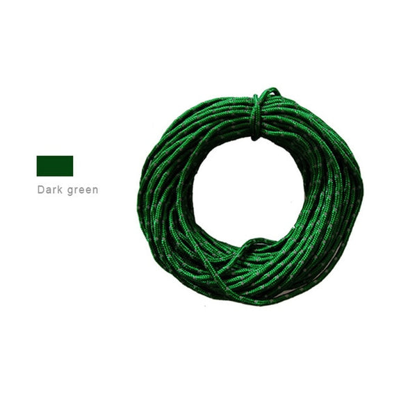 2.5mm Reflective Paracord Tent wind rope