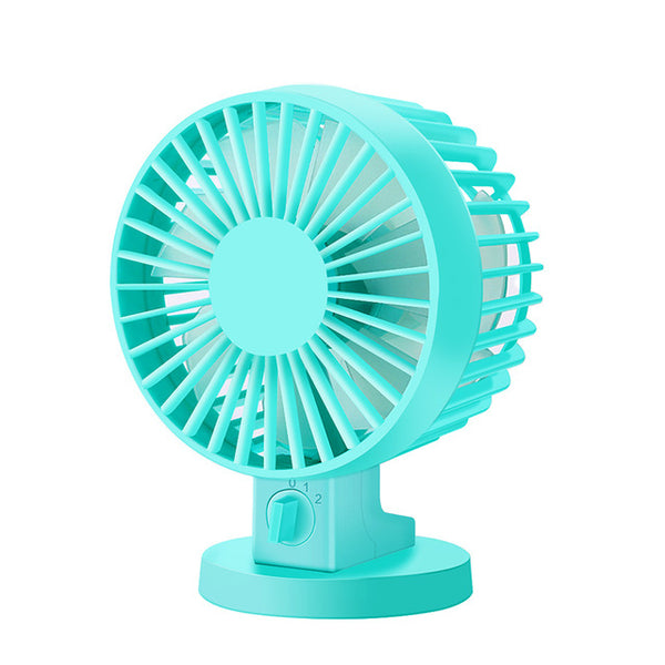 Ultra-quiet Mini USB Desk Fan Office Mini Fan | Silent Desktop Fan