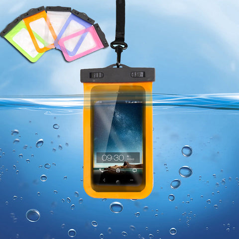 Waterproof Underwater Pouch Dry Bag Case Cover For iPhone