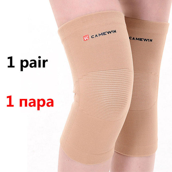 High Elasticity Breathable Knee Support|  Autumn Winter Kneepad Warm Prevent Arthritis