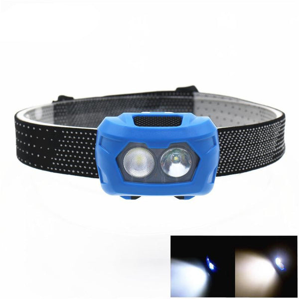 1000lm Waterproof Headlamp | Fishing Camping Riding Outdoor Lighting