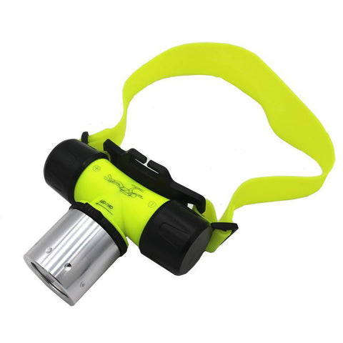 3500Lumen XML T6 LED 3 Mode Scuba Diving Headlamp