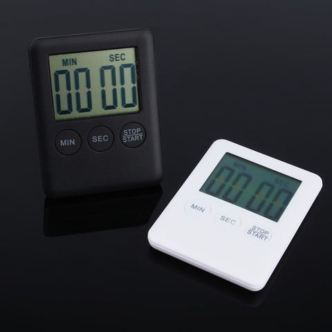 Loud Alarm Cooking Timer