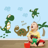 Cute Dinosaur Wall Sticker for Kids