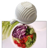 Practical 60 Seconds Salad Cutter Bowl Maker Vegetable & Fruit