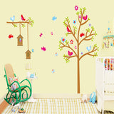 DIY Wall Sticker Tree House Removable stickers