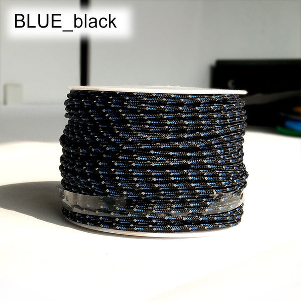 3 strand core Reflective Paracord