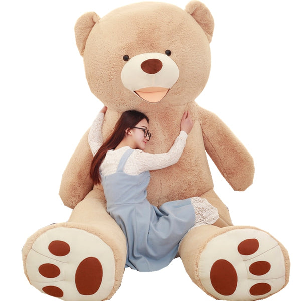 USA Giant Teddy Bear Plush Toy