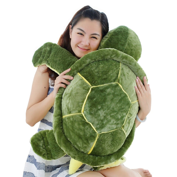 Huge Size Plush Tortoise Toy /Cute Turtle Plush Pillow