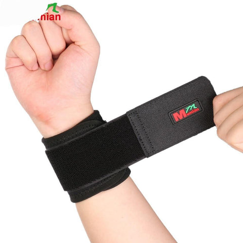 Adjustable Elastic Stretchy Wrist Support Tenis Wrist Wraps Joint Brace C01