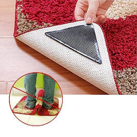 Eco-friendly and Reusable Rug Grippers (4PCs)