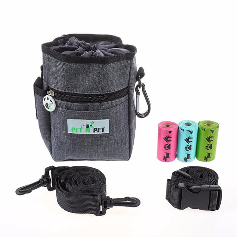 PET N PET Dog Treat Training Pouch-3 Ways