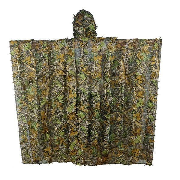 Camo Maple Ghillie Camouflage Suit Net