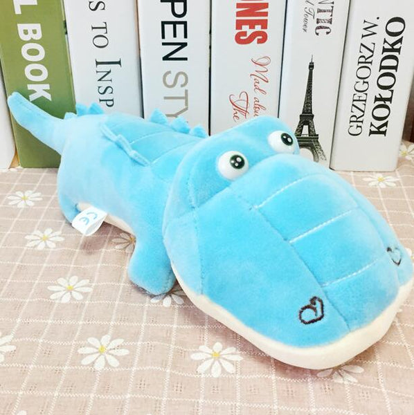 Cute Soft Crocodile Plush Toy