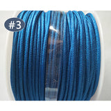 2mm  3 Strand  High quality Paracord Parachute Cord