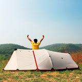 Ultralight 1.6kg Tent 25D Nylon tent
