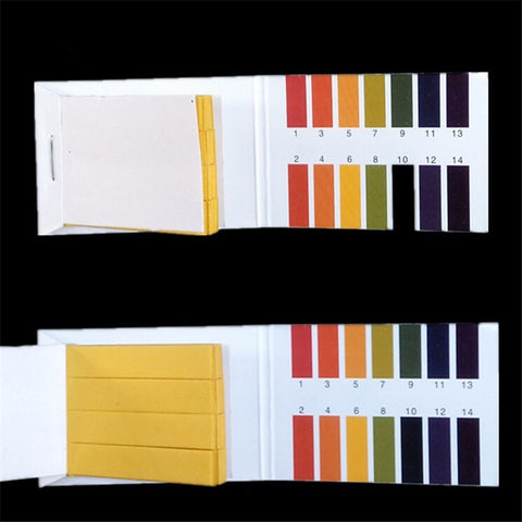 High Quality 80 Strips PH Test Strip