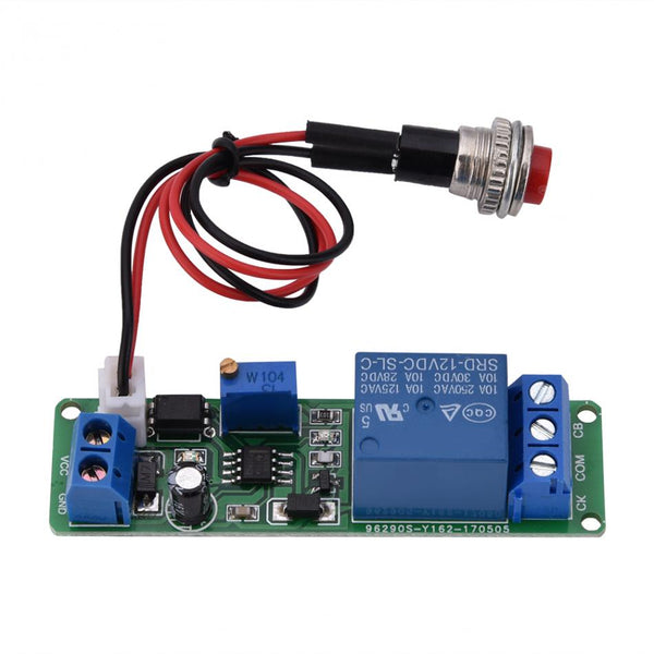 Timer Delay Turn OFF Module