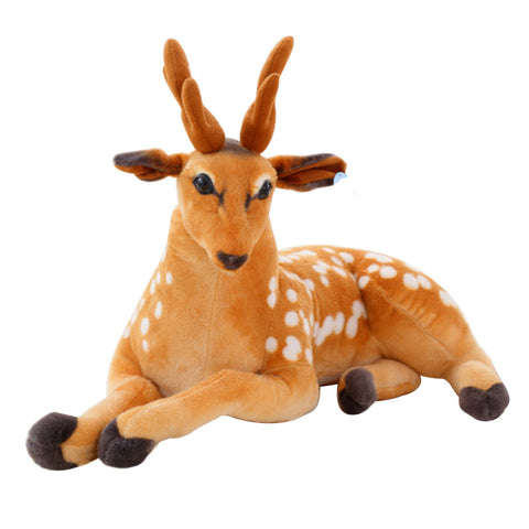 Simulation Deer Plush Toy
