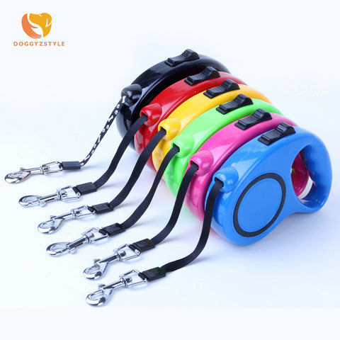 Automatic Adjustable Leash For Pets