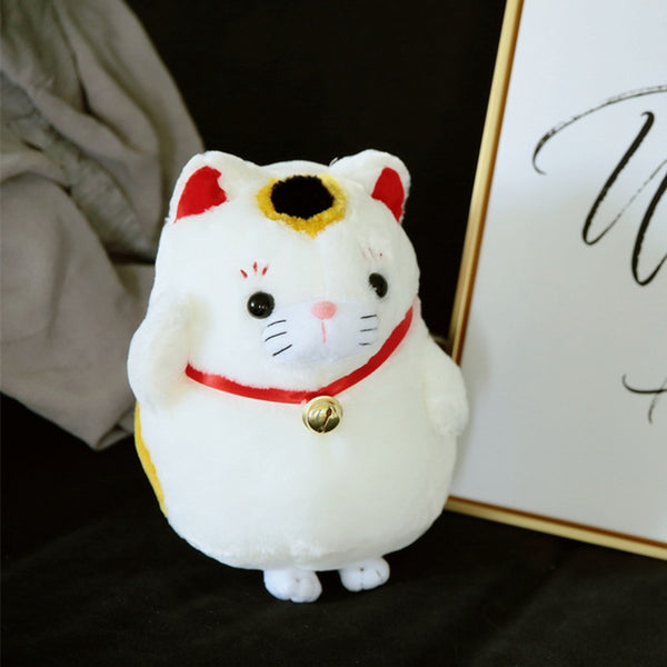 Cute Lucky Cat Plush Toys
