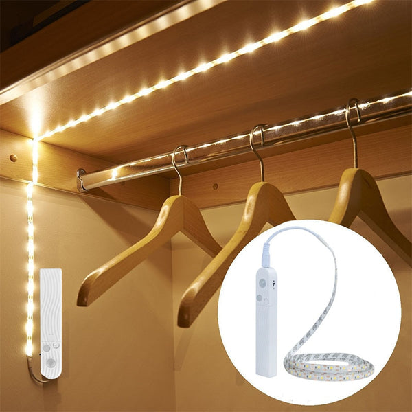 The Modern and Smart Motion Sensing LED Strip Light