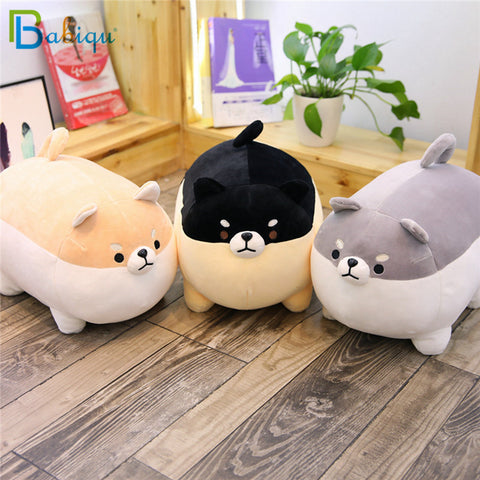 Fat Shiba Inu Dog Plush Toy