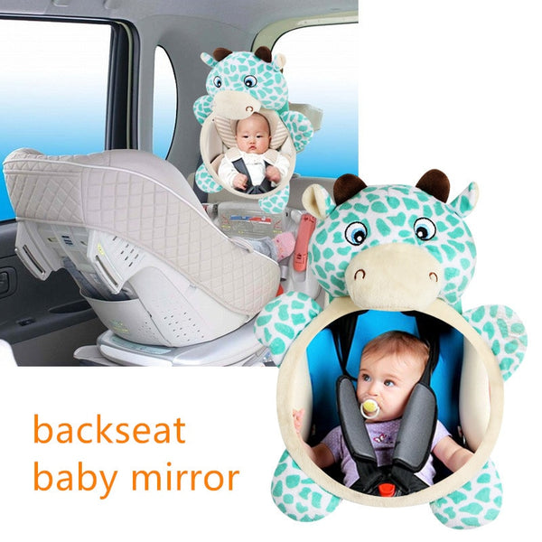 Baby Rattle Baby Car Seat Stuffed Plush Toy