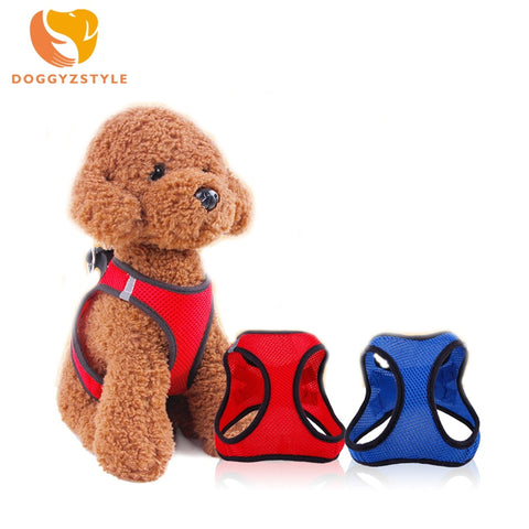 Fashion Dog Soft Breathable Harness