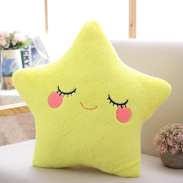 Sky Series Pillow Soft Star Cloud Water Plush Toys