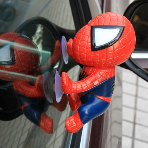 Climbing Spiderman Window Sucker Spider Man Toy