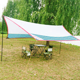 Gear PU Coating Anti UV Ultralight Sun Shelter Beach Tent