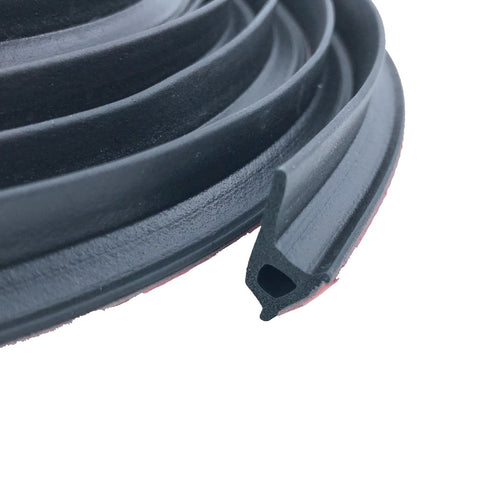 4 Meters P Type Car Sound Deadener Rubber Foam