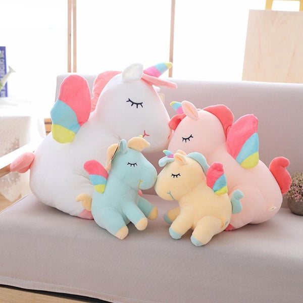 Lovely Unicorn Plush Toy Stuffed Beautiful Soft Unicorn Plush Toys