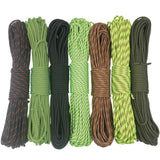 5mm Diameter 100FT Strands Parachute Cord Paracord Rope Cord
