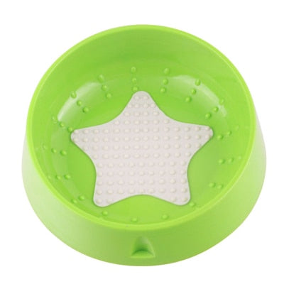Pet Dog Oral Tongue Cleaning Bowls for Dog