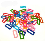 100pcs YOUGLE  25mm Outdoor Paracord Buckle