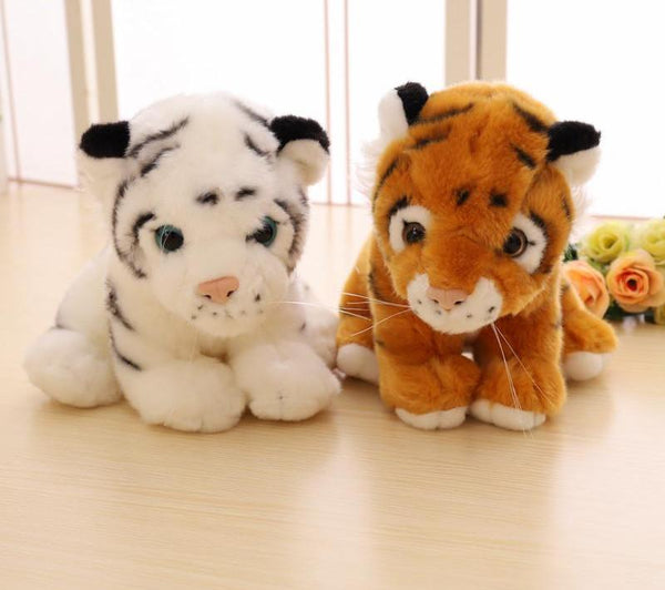 Soft Stuffed Animals Tiger Plush Toys