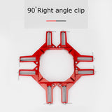 90 Degree Corner Right Angle Mitre Carpentry Clamp
