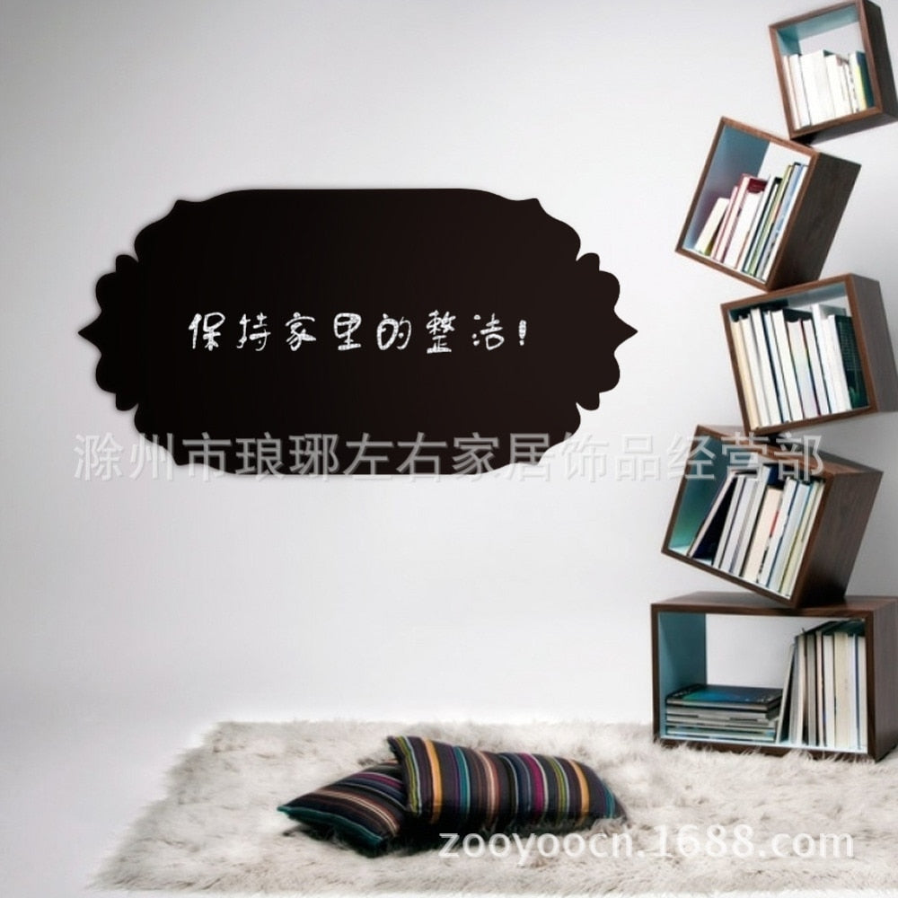 Wall Stickers Home Decor For Glass Waterproof Removable