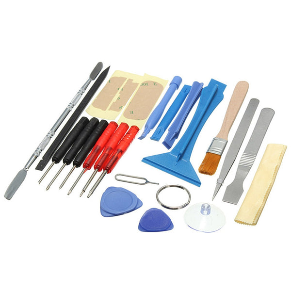 22 in 1 Smart Cell Mobile Phone Opening Pry Repair Tool Kit